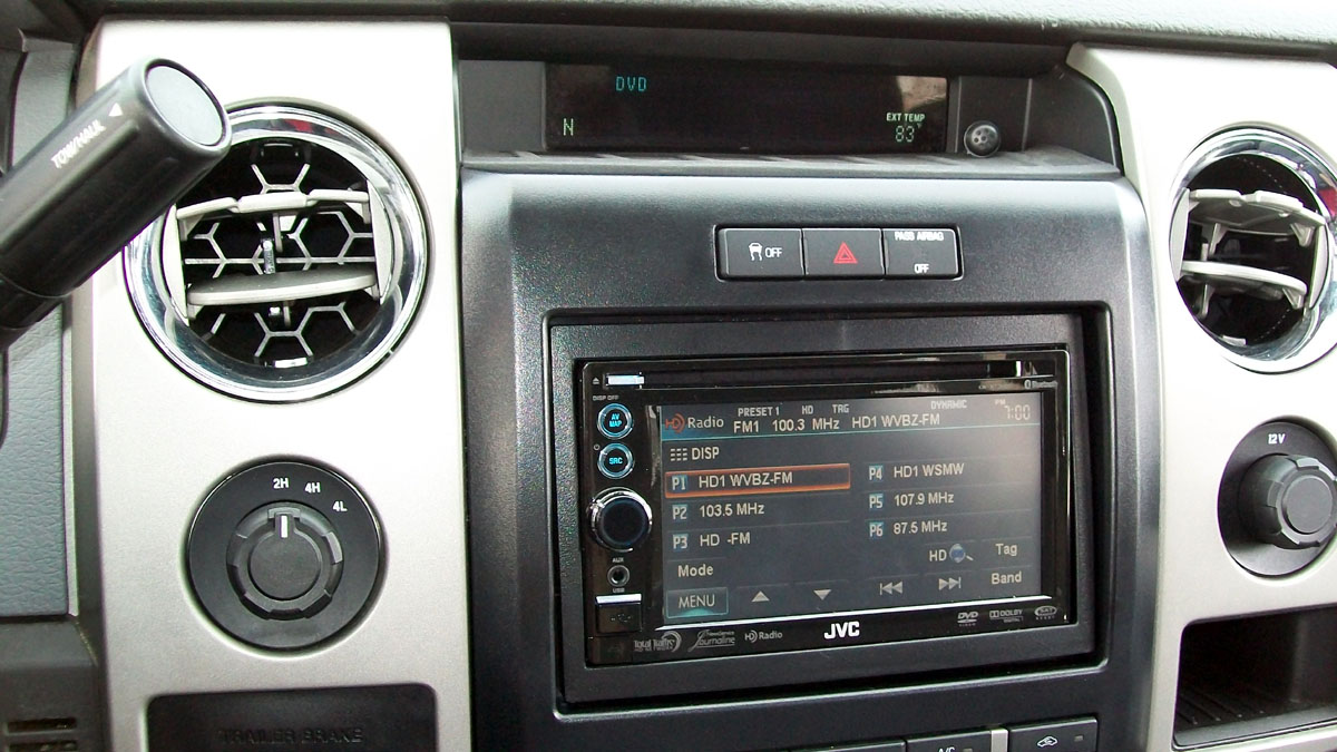 102_0297 new head unit installed ford f150 forum  at n-0.co